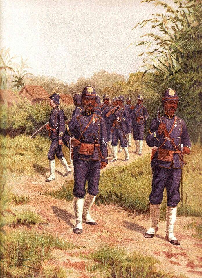 The Royal Netherlands East Indies Army (Koninklijk Nederlands Indisch Leger…