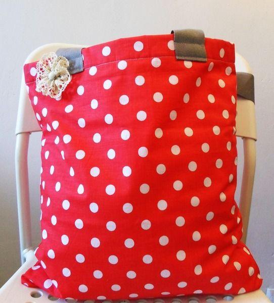Lunch Bag Biedronka w zaradna na DaWanda.com