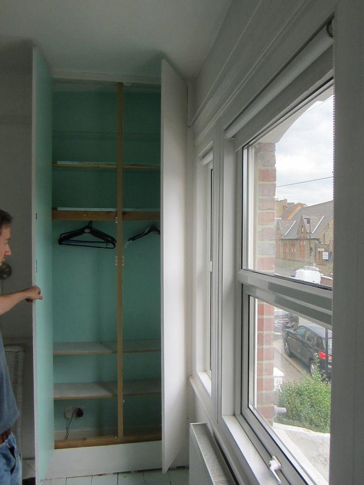 Closet Storage Ideas Bedroom