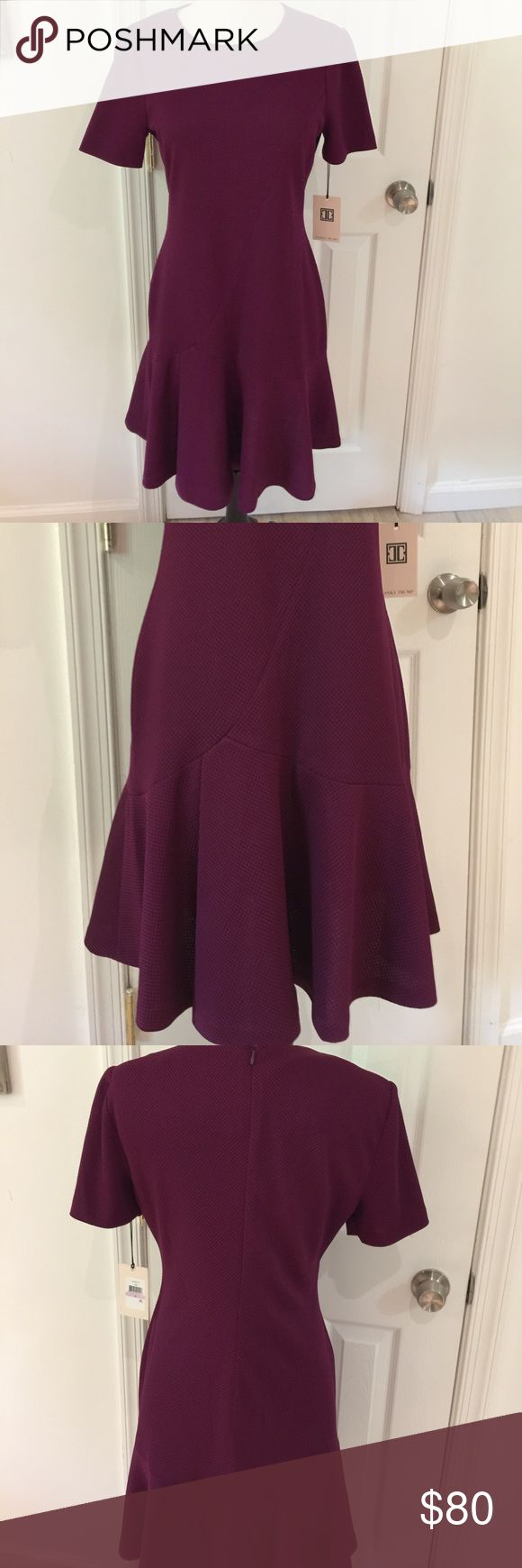 New with tags Ivanka Trump dress Gorgeous Ivanka dress ! Lovely details on bottom of dress. Flattering fit. Ivanka Trump Dresses