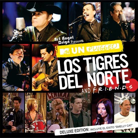Los Tigres Del Norte AND Friends #MegaLOL