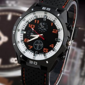 High class premium band, quartz movement, Buy-it-now and have delivered to your door with Free Shipping. Sale price is valid for a limited time only. From 59 USD to 19 USD !!! Only on menswatchbox.com