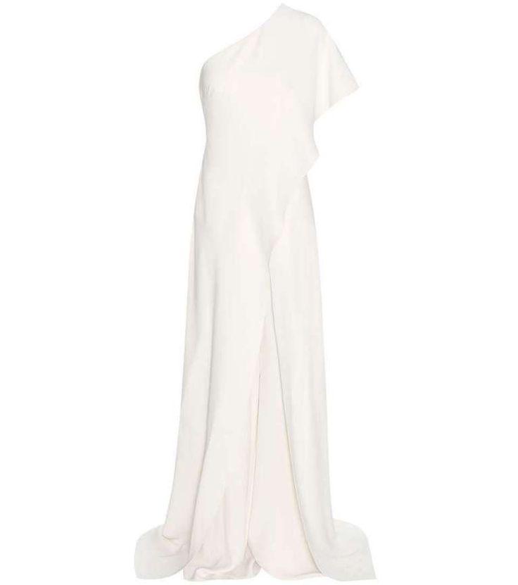 Tuta monospalla Ralph Lauren - Modello bianco monospalla fra le tute da donna eleganti 2017