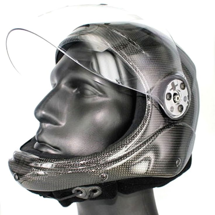Bonehead AERO Skydiving Helmet, Full-Face Flip-up Helmet, open-face helmet In Stock at ChutingStar Skydiving Gear SuperStore!
