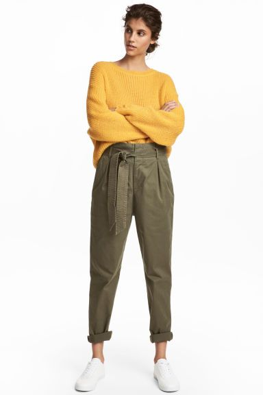 Pantaloni utility Modello