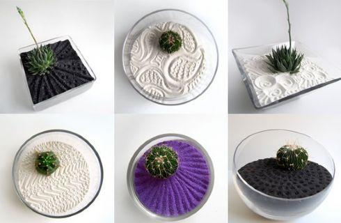 Come fare un giardino zen da tavolo: idee e spunti per crearlo a regola d'arte