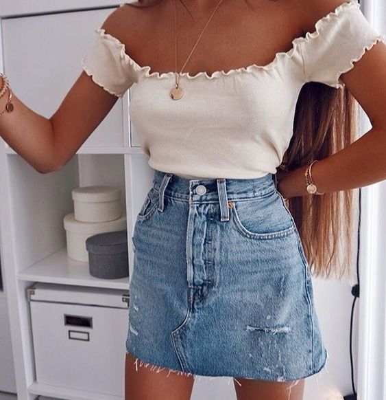 c9fdacb1c033d fashion #outfit #summer shared by Mika on We Heart It | Clothes in ...