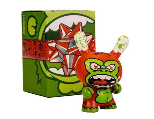 MAD: HolidAPE Dunny / Виниловые игрушки / Всё о дизайнерских виниловых игрушках - Vinyltoys.kz