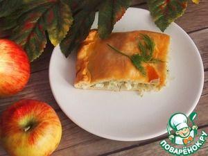Пирог капустный от Натальи Варлей Быстрое тесто для любых пирогов