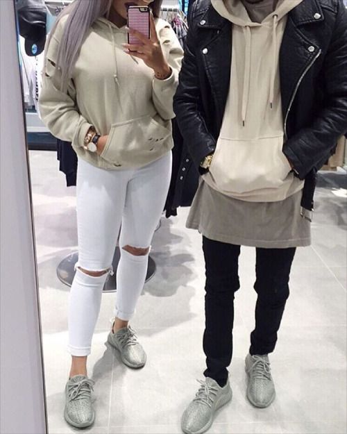 @ayannanicole94 | yeezyseason | Pinterest | Hypebeast Couples and Goal