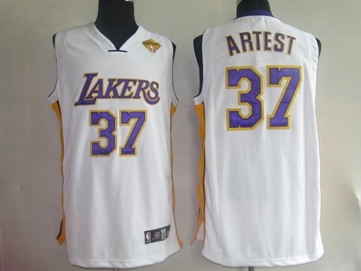 ... httpwww.joinjersey.comadidas-nba-jerseys- Adidas NBA Los Angeles Lakers  15 Ron Artest Swingman Purple Jersey ... b61bbb3b6