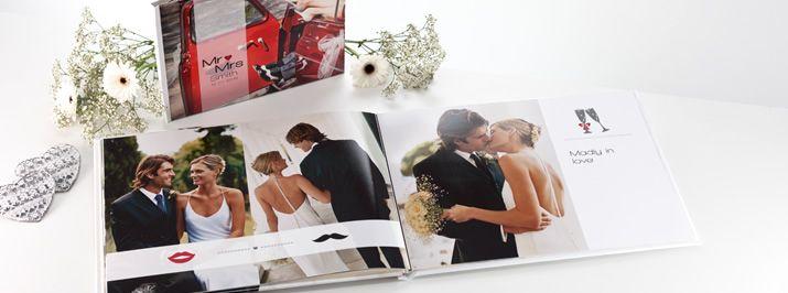 En fotobok är en utmärkt present att ge bort till någon som man känner väl och har gått igenom vått och torrt med. Välj ut de bästa bilderna på mottagaren eller bilder på motiv som är betydelsefulla eller roliga för denne och ge bort den perfekta presenten.