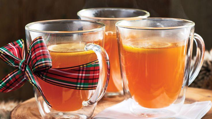 Maple Caramel Cider Toddy
