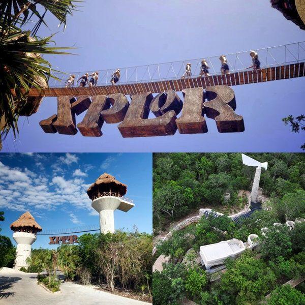 MEXICO | Xplor Park Cancun (1 hour drive from Cancun) Xplor Park, Carretera Chetumal - Puerto Juarez Km 82, Solidaridad, 77710 Playa del Carmen, QROO, Mexikó