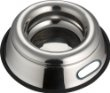 Stainless steel dog bowls are durable, sanitary, easy to clean and don't leach harmful chemicals. http://www.dogbowlforyourdog.com/stainless-steel-dog-bowls-review/