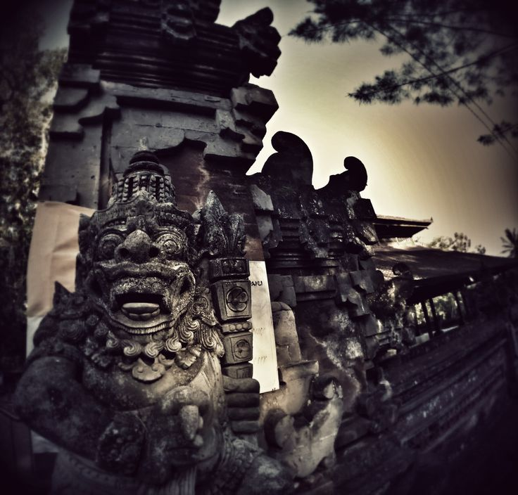 Manuaba temple