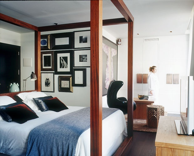 Hotel Pulitzer in Barcelona... wonderful, affordable, central, and well-designed