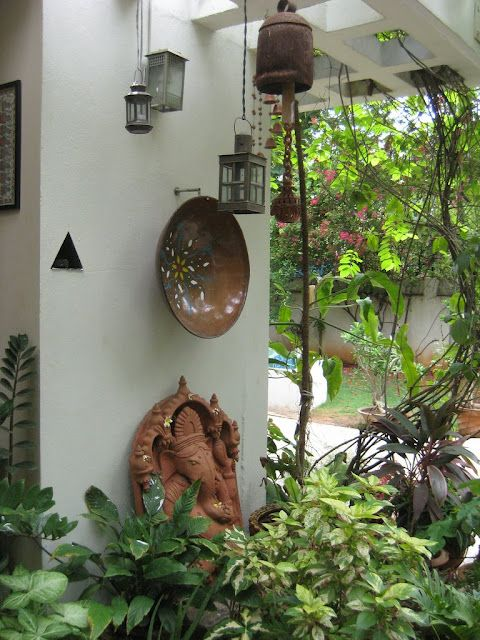 106 best images about indian household on pinterest a for House garden design india