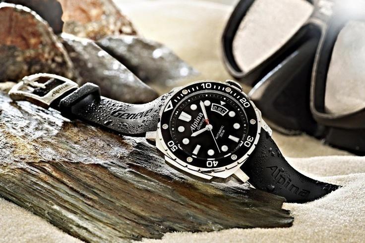 The Alpina Extreme Diver#chronowatchco