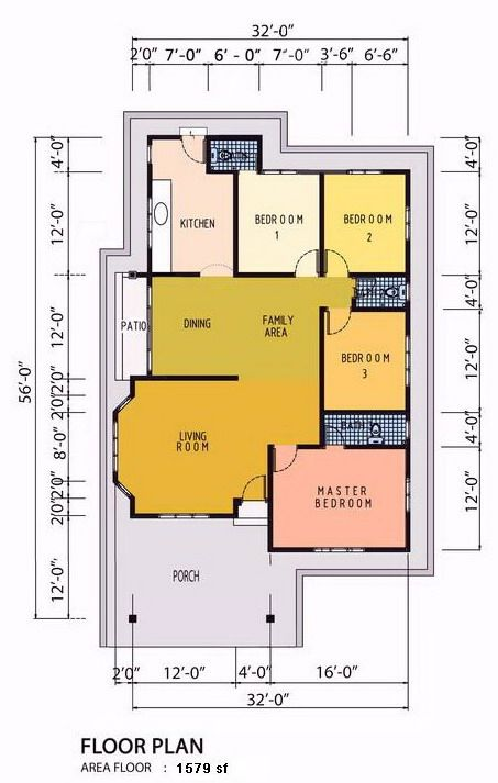 27 best floor plans images on pinterest floor plans 35x60 house plans