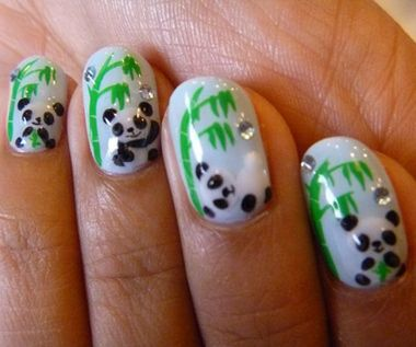It is like an instant dose of happiness every time you look at your nails!