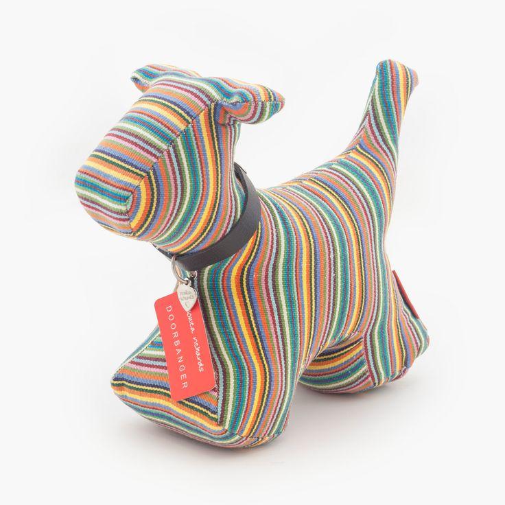 Cale porte chien bayadere http://www.deco-et-saveurs.com/cale-porte/4376-cale-portemax-le-chien-bayadere-monica-richards-1254554245144.html