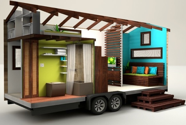 Tiny House Design Ideas 5 tiny houses we loved this week Tiny Home Design Plans Edepremcom