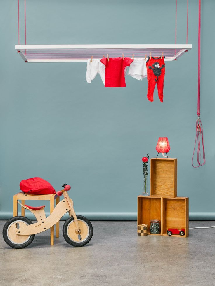 Hangbird | Der Wäscheständer fürs Leben.                                                                                                                                                     Mehr