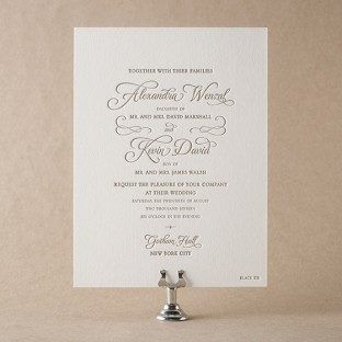 Best Formal Invitation Suites Ideas On Pinterest Formal
