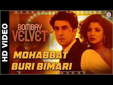 Mohabbat Buri Bimari | Bombay Velvet | Ranbir - Anushka | Amit Trivedi (The Mikey McCleary Remix) - YouTube
