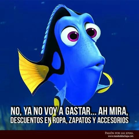 In Finding Dory, Dory Will Be Finding... Herself? Pixar ...