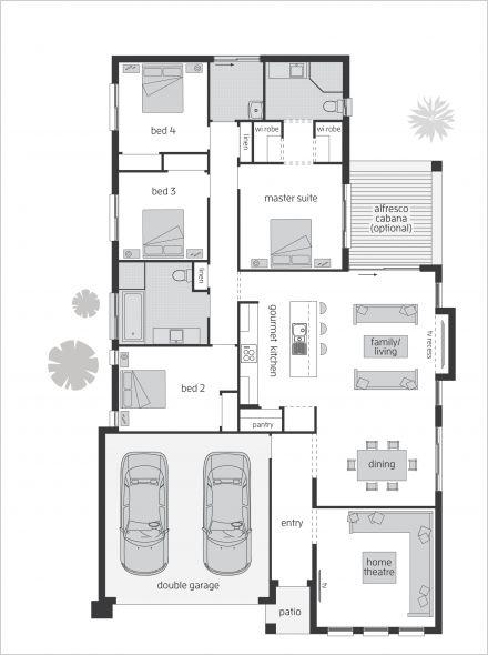 Parkroyal floor plan