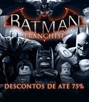 [Steam MOB] Promoção Batman