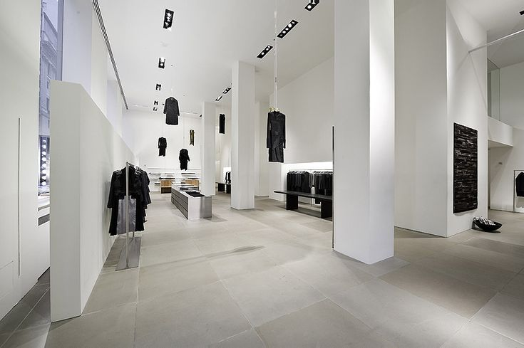 Calvin Klein's store in NYC