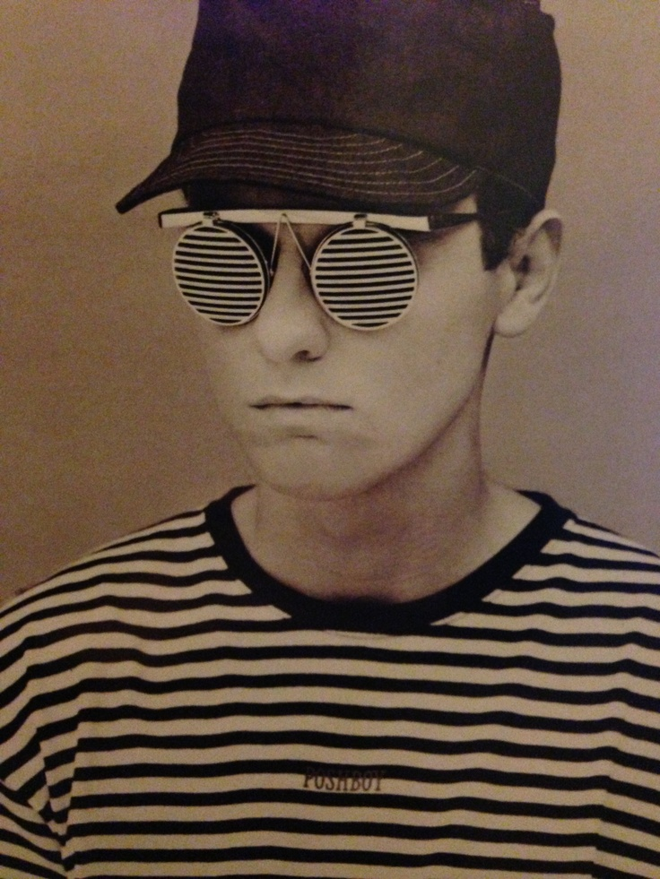Chris Lowe, Pet Shop Boys. Suburbia.