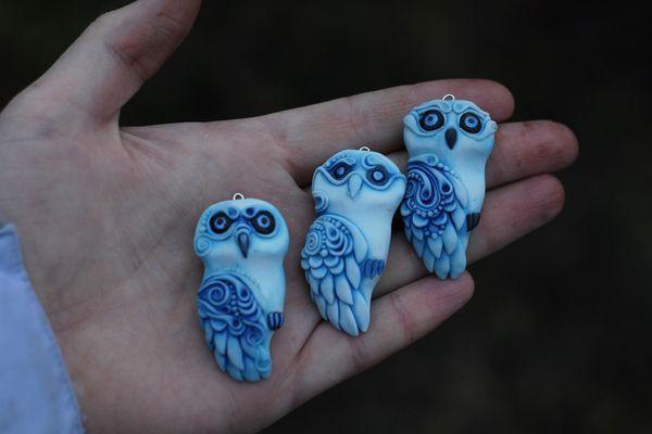 Белые совы)