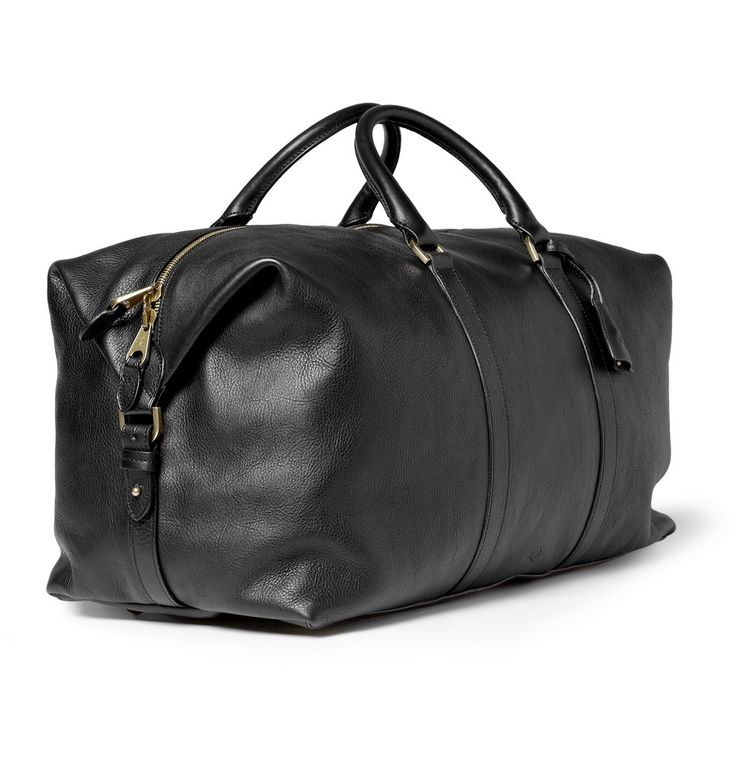 Mulberry - Clipper Leather Holdall Bag | MR PORTER