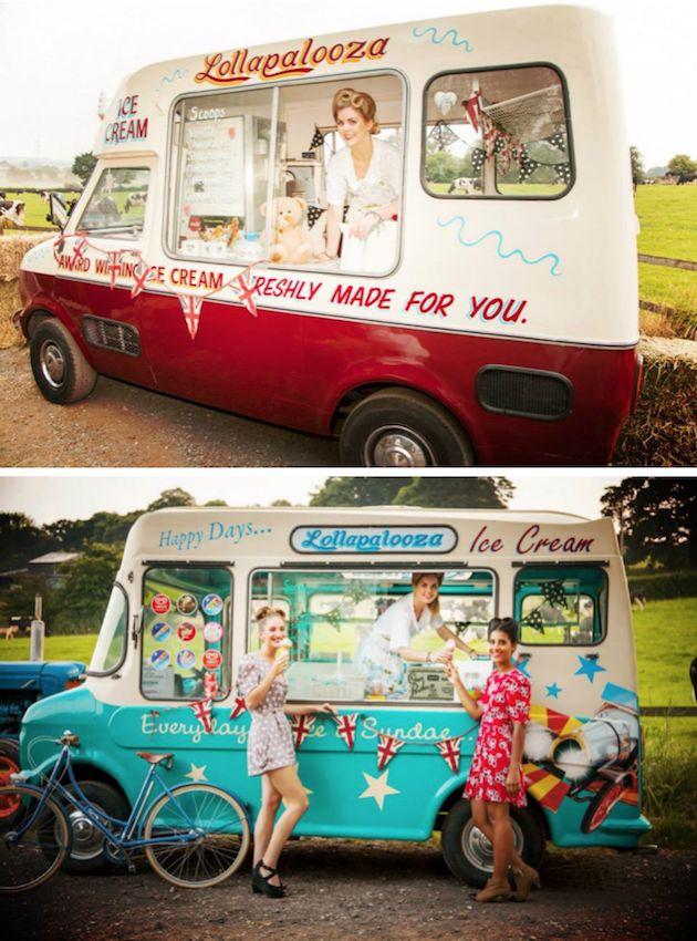 Van Hire Bedford >> Bedford Ice Cream Van In 2019 Ice Cream Car Ice Cream Van