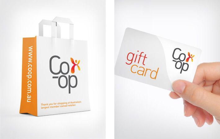 Co-op Bag & Business Card