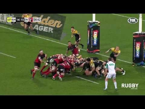 Crusaders not undefeated anymore - YouTube