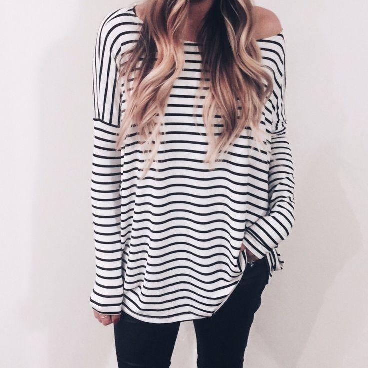 Show Me Some Stripes (White)