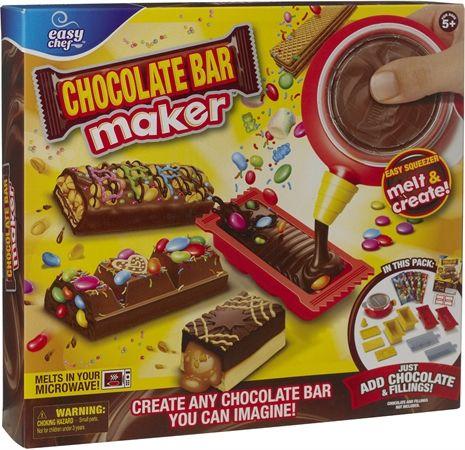 Chocolate Bar Maker fra Lekmer. Om denne nettbutikken: http://nettbutikknytt.no/lekmer/
