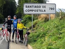 Indy Bikehiker: CYCLING CAMINO de SANTIAGO FOR KIDS