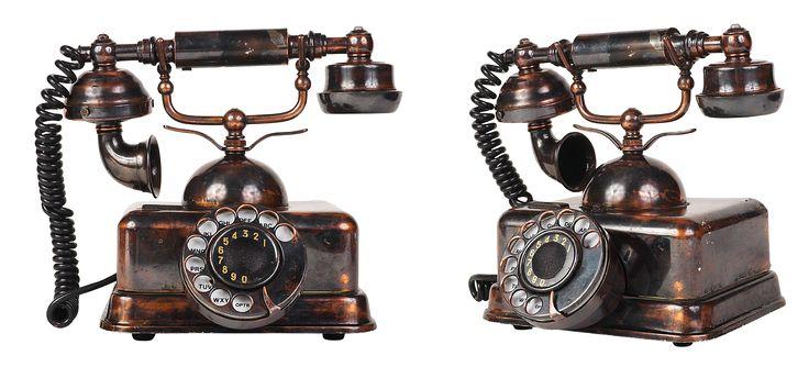 Старинный Телефон, Телефон, Старый, Звонить, Связь