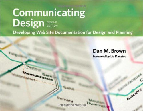 106 best ux book club ideas images on pinterest book clubs livros communicating design developing web site documentation for design and planning 2nd edition fandeluxe Gallery