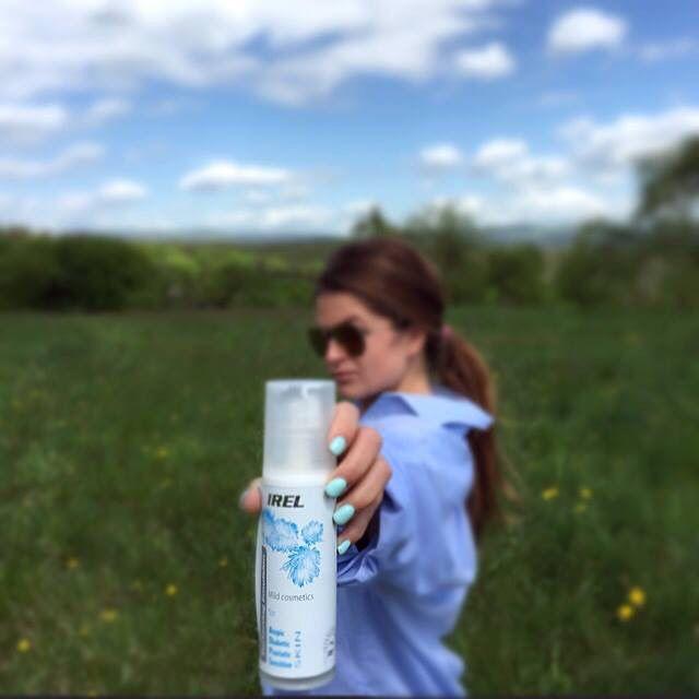 Moje denní péče o citlivou pleť. Hýčkejte svou pokožku s: http://www.irel.eu/produkty/irel-emulze-zvlacnujici