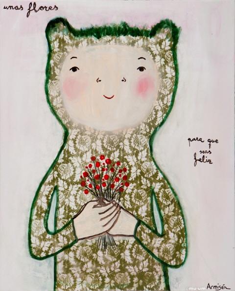 For you to be happy, Eva Armisen