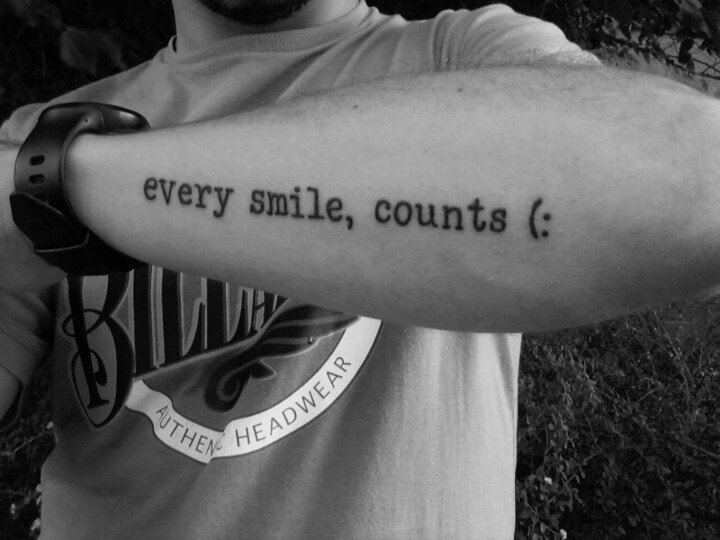My new and happy tattoo (: