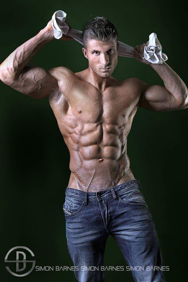 Shredded Muscle — Andy Ward | Aesthetic & Muscular ...