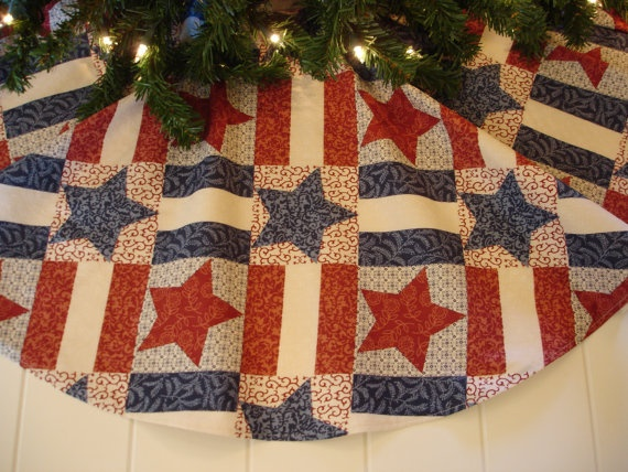 Best images about patriotic christmas tree on pinterest